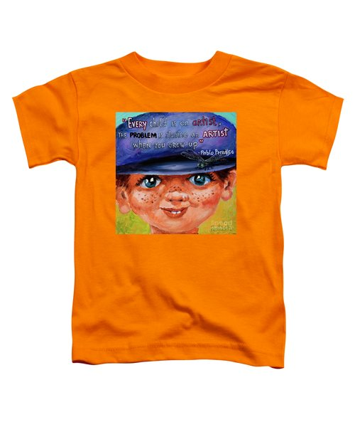 Kid Toddler T-Shirt