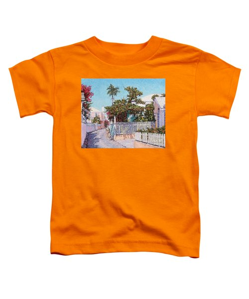 King Street 1 Toddler T-Shirt