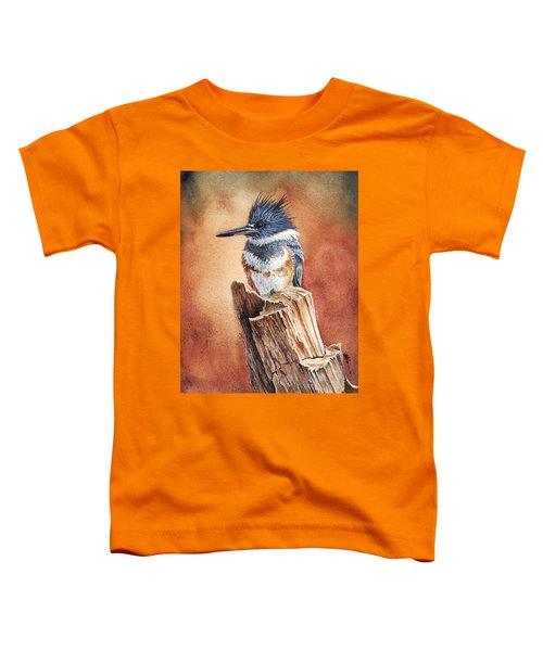 Kingfisher I Toddler T-Shirt