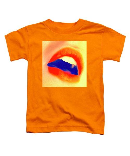 Kiss Me- Toddler T-Shirt