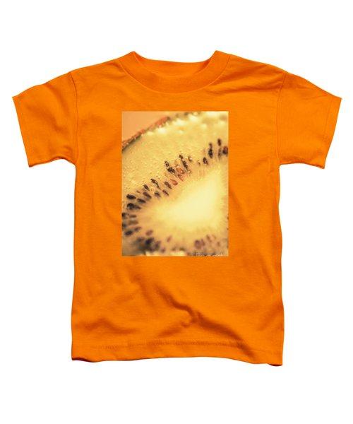 Kiwi Margarita Details Toddler T-Shirt