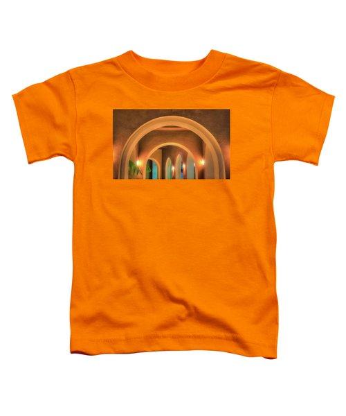 Labyrinthian Arches Toddler T-Shirt