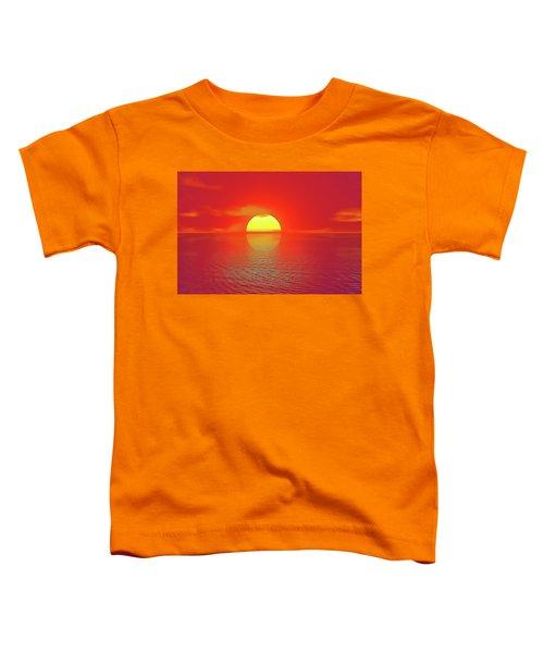 Last Sunset Toddler T-Shirt