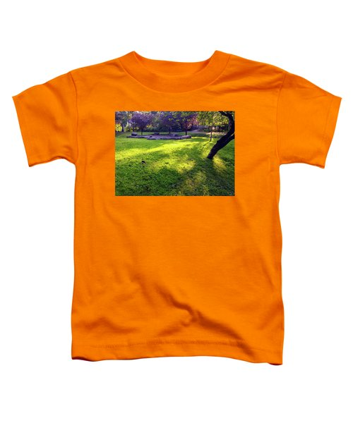 Late Summer Light Toddler T-Shirt