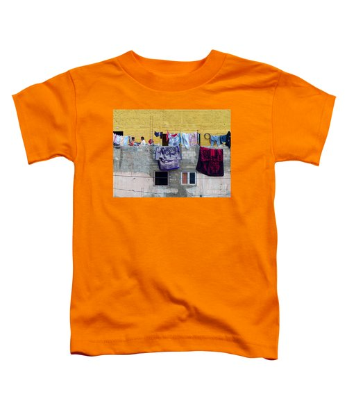 Laundry In Guanajuato Toddler T-Shirt