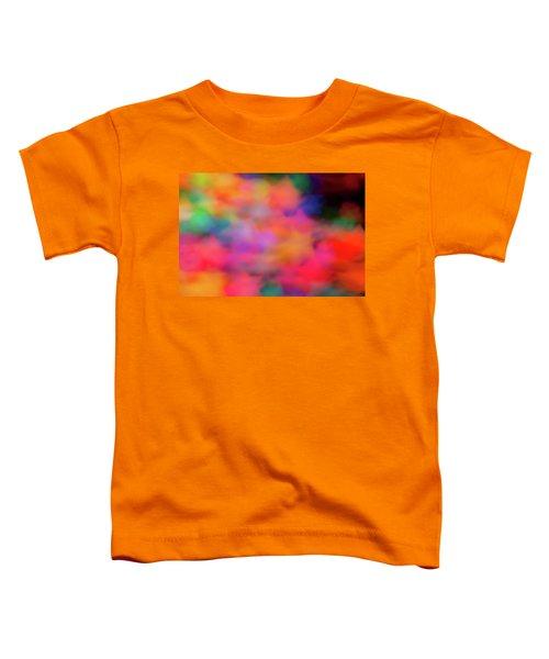 Lucky Neon Stars Toddler T-Shirt