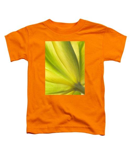 Lime Tulip Toddler T-Shirt