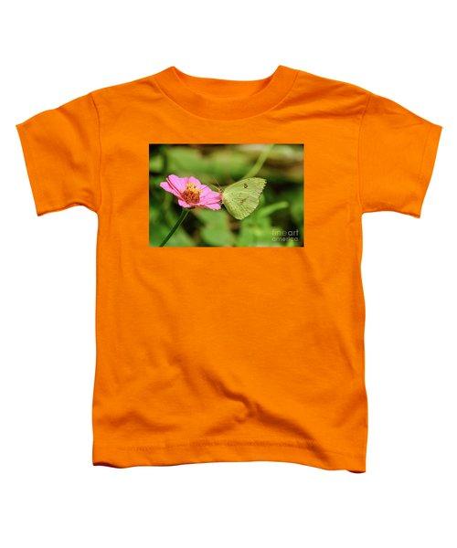 Little Yellow Toddler T-Shirt