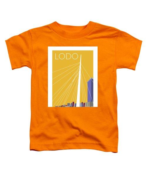 Lodo/gold Toddler T-Shirt