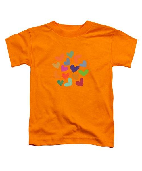 Lovely Pattern Iv Toddler T-Shirt