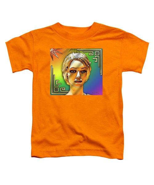 Luna Loves Deco Toddler T-Shirt