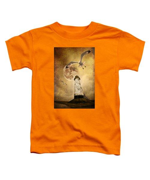 Lunar Flight Toddler T-Shirt