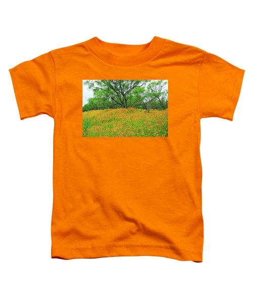 Lush Coreopsis Toddler T-Shirt
