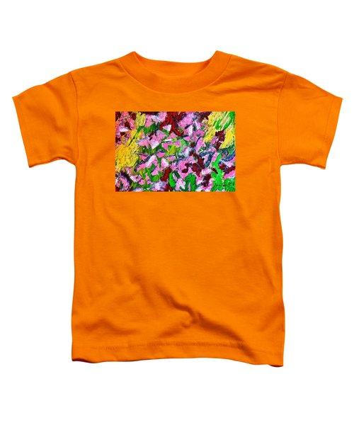 Lyrical Abstraction 201 Toddler T-Shirt