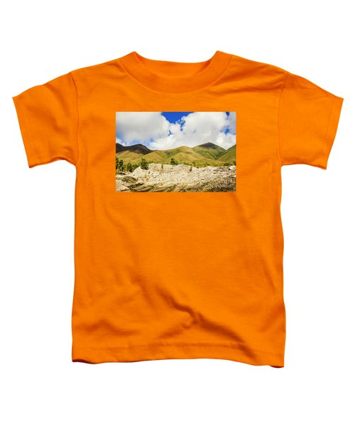 Majestic Rugged Australia Landscape  Toddler T-Shirt