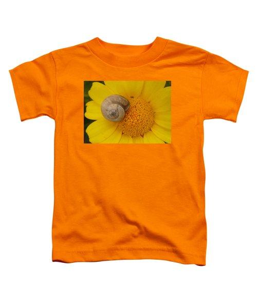 Malta Flower Toddler T-Shirt