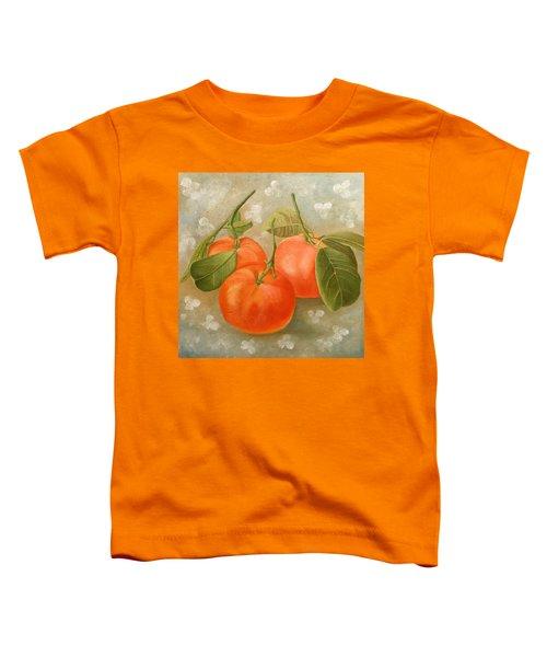 Mandarins Toddler T-Shirt