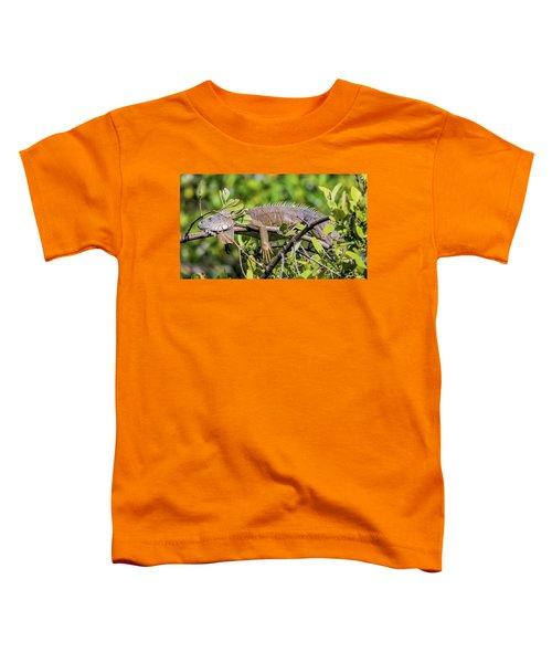 Marathon Lizzard Toddler T-Shirt
