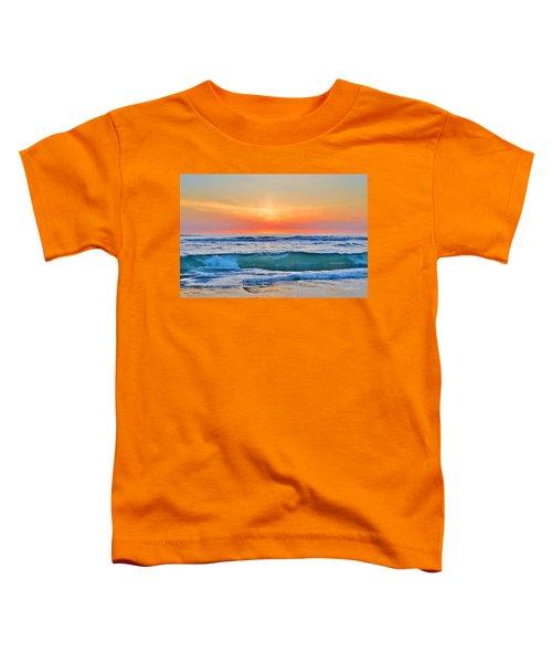 March Sunrise 3/6/17 Toddler T-Shirt