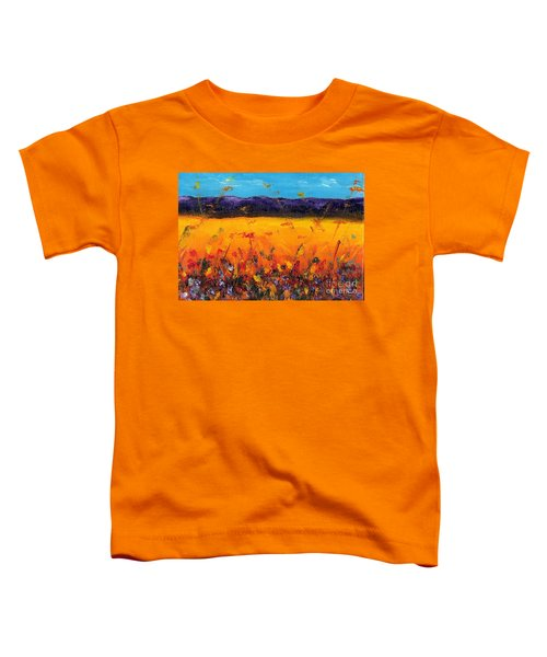 Melissa's Meadow Toddler T-Shirt
