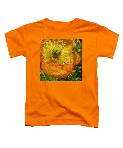 Mellow Yellow - Signed Toddler T-Shirt