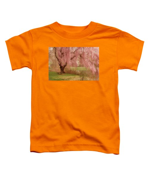Memories - Holmdel Park Toddler T-Shirt