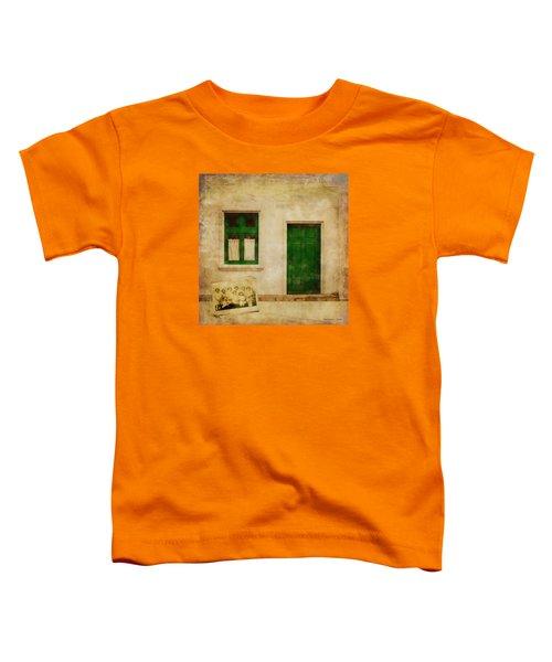 Memories Of Irish Green Toddler T-Shirt by Bellesouth Studio