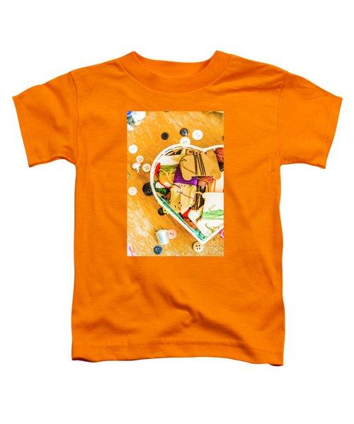 Mending Hearts Toddler T-Shirt