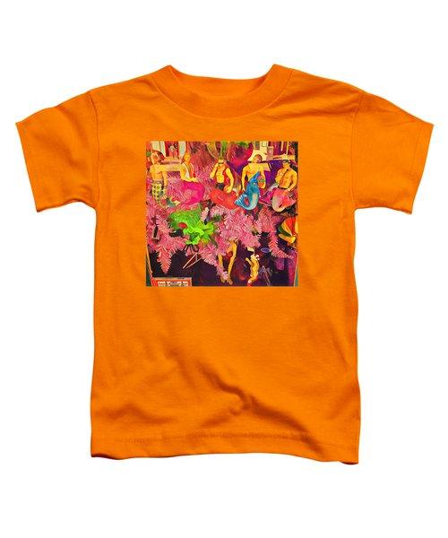 Mermen Toddler T-Shirt