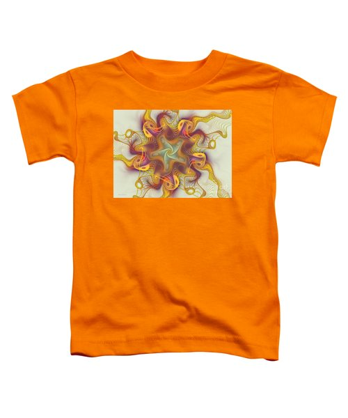 Merriment Of Color Toddler T-Shirt