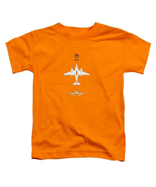 Messerschmitt Me 262 Toddler T-Shirt