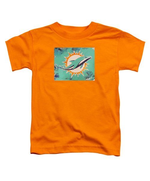 Miami Dolphins Toddler T-Shirt
