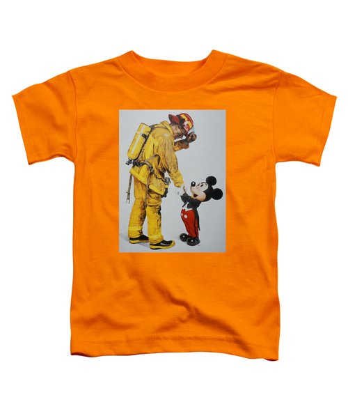 Mickey And The Bravest Toddler T-Shirt