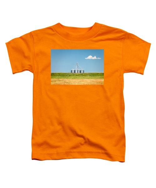 Modern Metal Bins Toddler T-Shirt