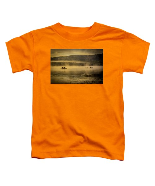 Catching Lunch Toddler T-Shirt