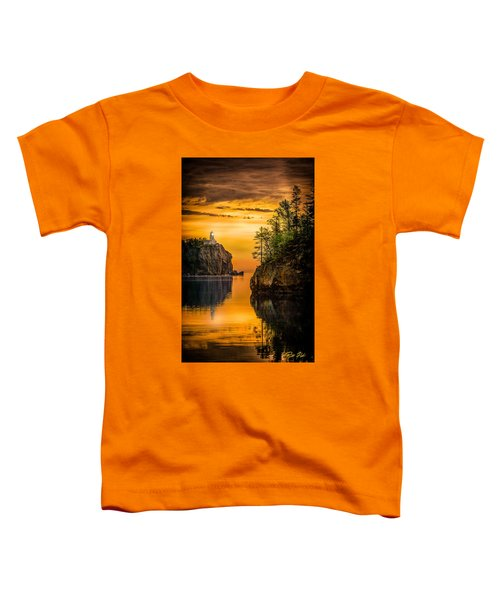Morning Glow Against The Light Toddler T-Shirt