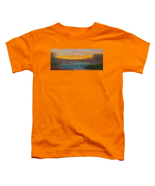 Southern Sunrise Toddler T-Shirt