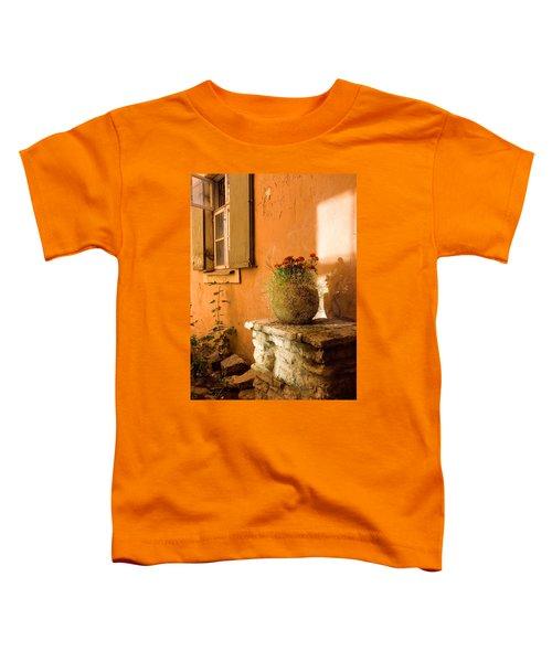 Morning Light Tuscany Toddler T-Shirt