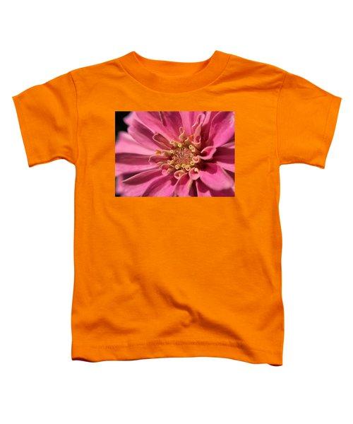 Morning Pink Toddler T-Shirt