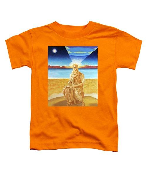 Moshe Rabbenu  Toddler T-Shirt