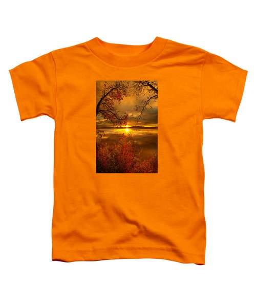 Mother Nature's Son Toddler T-Shirt