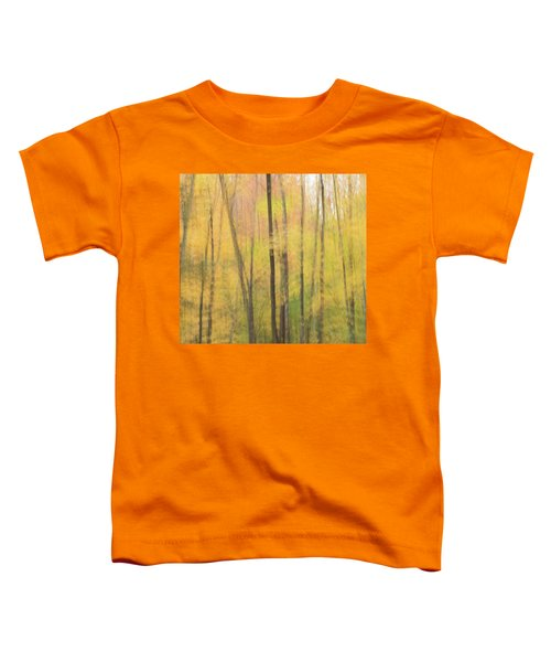 Motion In Color Toddler T-Shirt