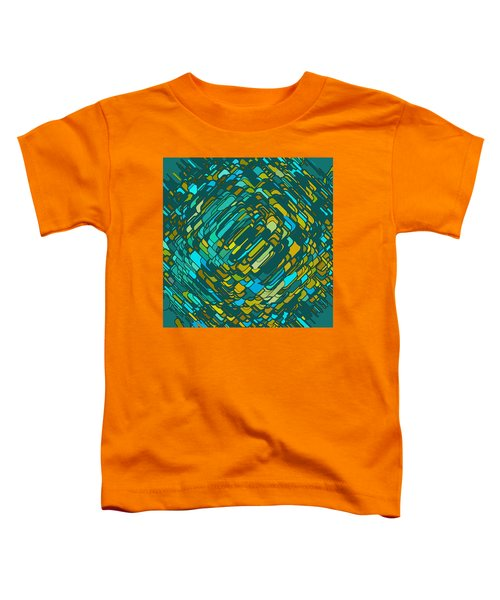 Toddler T-Shirt featuring the digital art Multiple Open Tabs 2 by Joy McKenzie
