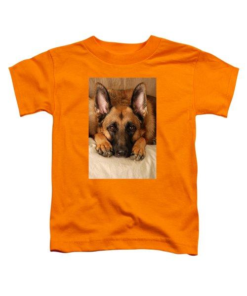 My Loyal Friend Toddler T-Shirt