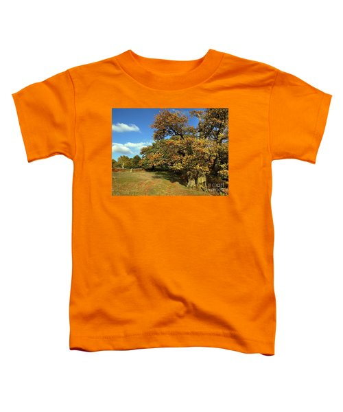 Nature The Golden Oak Toddler T-Shirt