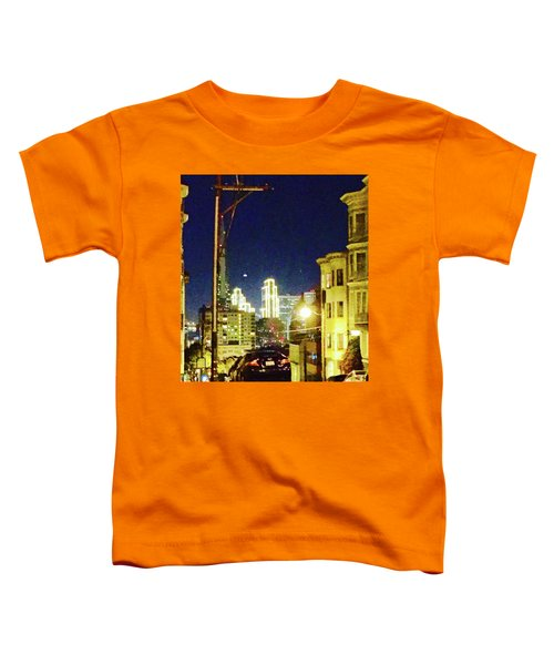 Nob Hill Electric Toddler T-Shirt
