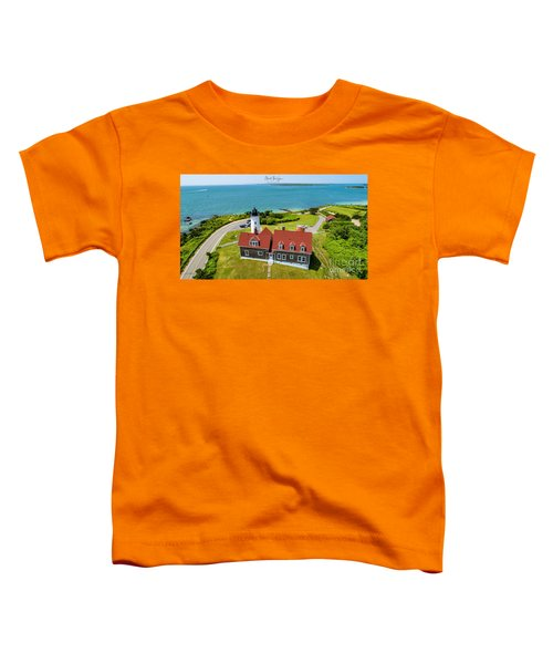 Nobska Light House  Toddler T-Shirt