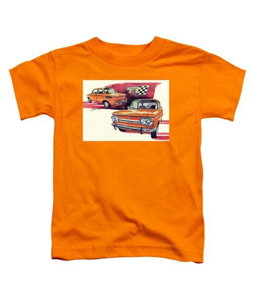 Nsu Tt Toddler T-Shirt