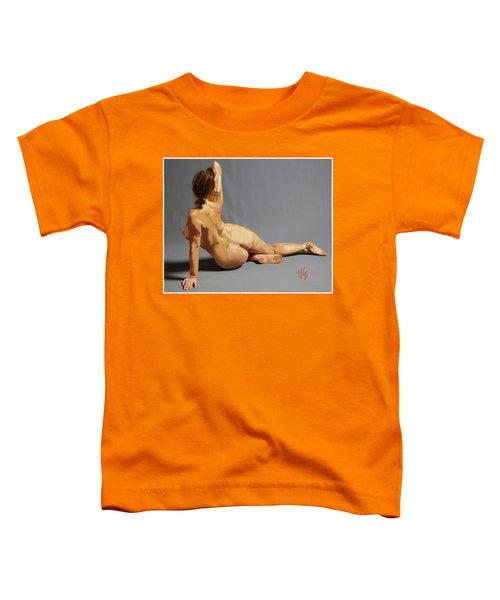 Nude Toddler T-Shirt