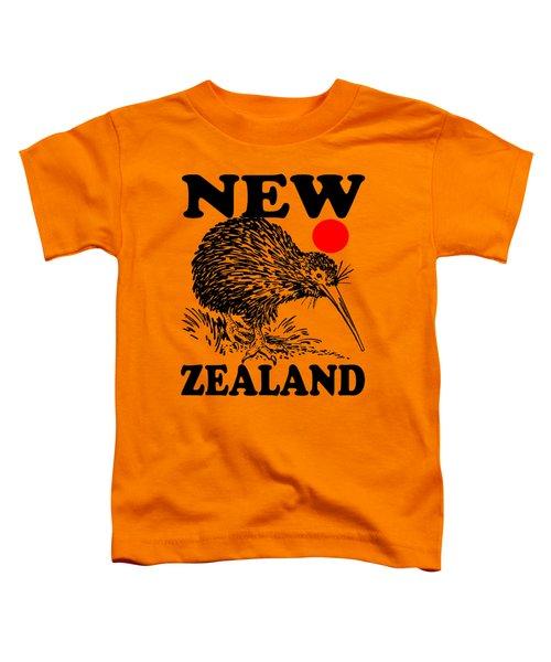 Nz-kiwi Toddler T-Shirt